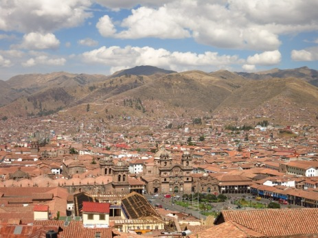 Cusco, ancienne capitale de l'empire inca