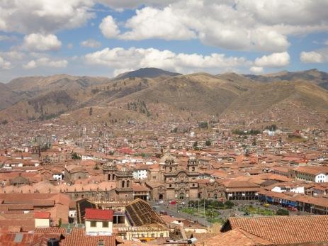 Cusco, ancienne capitale de l'empire inca