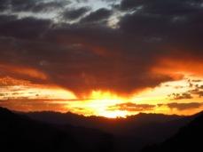 Au retour du Machu Picchu