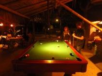 Billard à Canoa