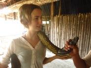 Anouk et l'anaconda
