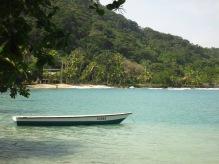 Sapsurro, à la frontière panaméenne