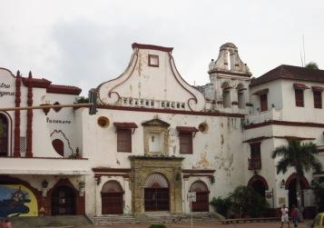 Théâtre Colon, Carthagène des Indes