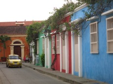 Carthagène des Indes, centre historique