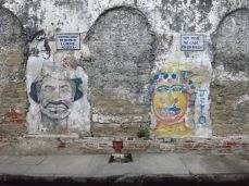 Carthagène des Indes, quartier Getsemani