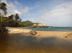 El Cabo San Juan, Parc Tayrona