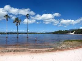 Lagune de Canaima