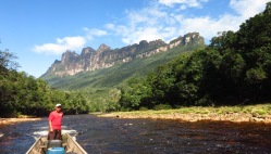L'Auyantepuy, le plus vaste tepuy du monde