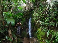 Sur la montée du Roraima