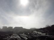 En haut du Roraima