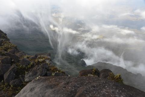 Du haut du Roraima