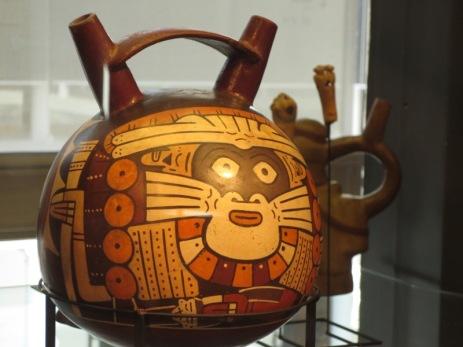 Musée de Santiago, Chili
