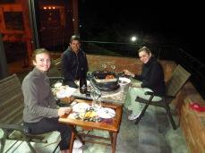Raclette chez Raul et Cesarina