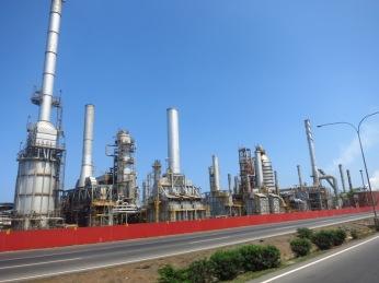 Complexe pétrochimique