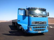 Le camion de Marco