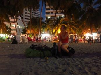 Rodadero, plage populaire de Santa Marta